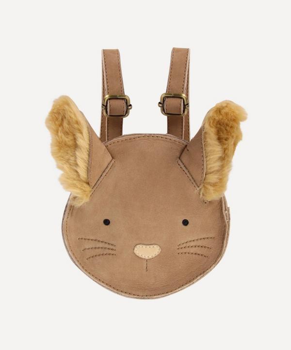 Donsje - Kapi Squirrel Leather Backpack