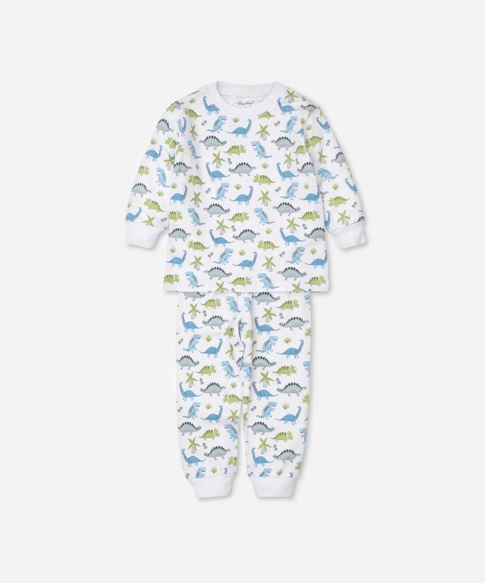 Kissy Kissy - Dino Dynamo Pyjama Set 12-24 Months