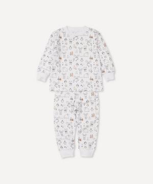 Moose Mania Pyjama Set 12-24 Months