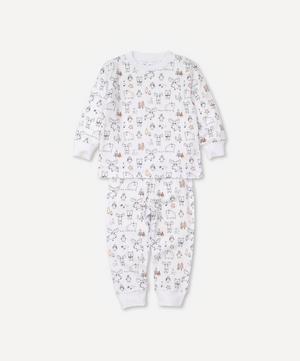 Moose Mania Pyjama Set 2-6 Years