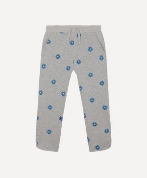 Daisy Embroidered Joggers 2-8 Years