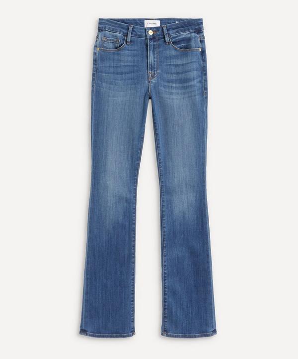 Frame - Le Mini Bootleg Jeans in Poe