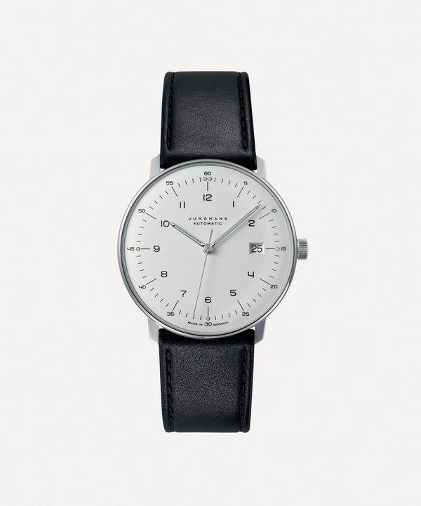 Junghans - Max Bill Automatic Sapphire Crystal Watch