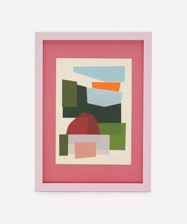 Jonathan Lawes - Skye Framed Print