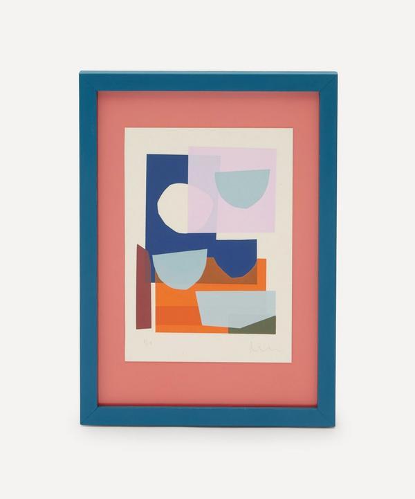 Jonathan Lawes - Mahon Framed Print