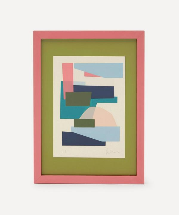 Jonathan Lawes - Catania Framed Print