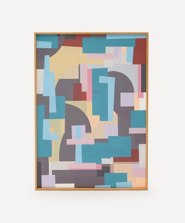Jonathan Lawes - P.O.P. 39 Framed Print