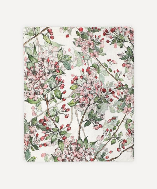 Bertioli by Thyme - Cherry Blossom Large Linen Tablecloth