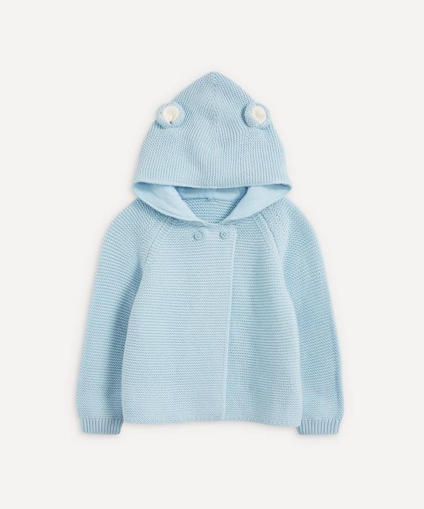 Stella McCartney Kids - Doggy Knit Cardigan 3 Months-3 Years