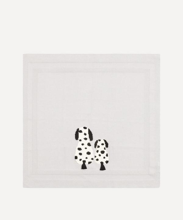 Stella McCartney Kids - Spotty Dog Knit Blanket