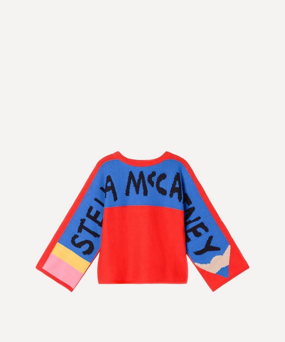 Stella McCartney Kids - Pencil Knit Jumper 2-8 Years