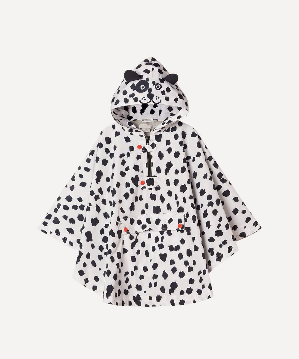 Stella McCartney Kids - Dalmatian Spot Cape 2-8 Years