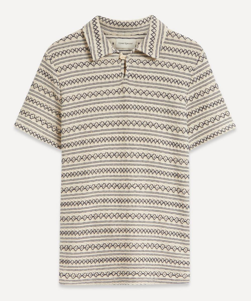 Oliver Spencer - Hawthorn Polo Shirt