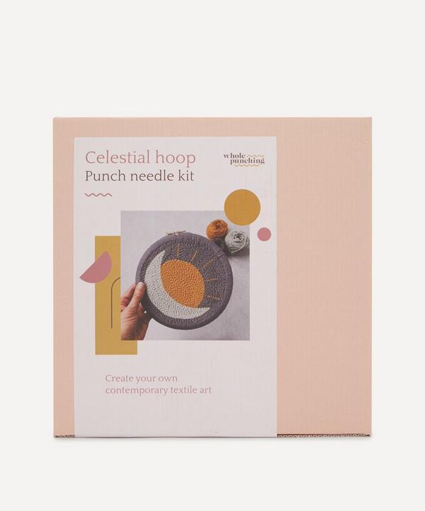 Whole Punching - Celestial Punch Needle Kit