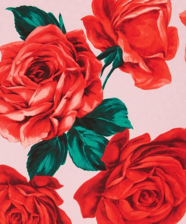 Ungaro - Large Roses Silk Jacquard