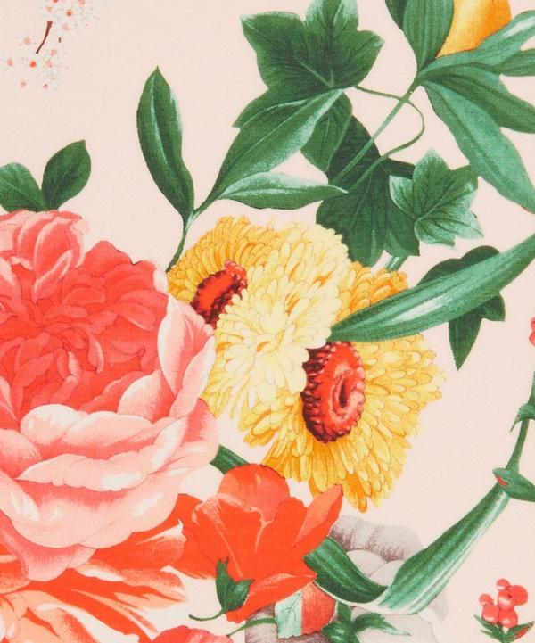 Ungaro - Rose and Cornflower Cotton Mousseline