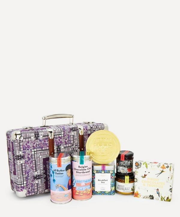 Liberty - Tudor Belle Suitcase Hamper