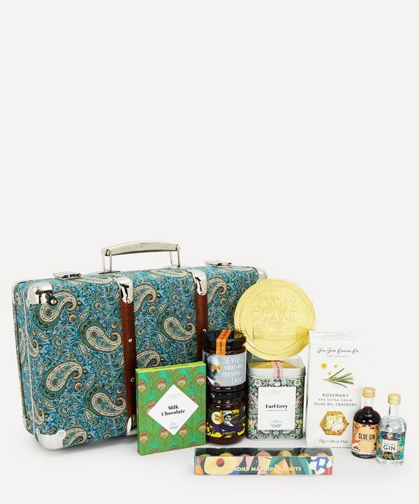 Liberty - Lee Manor Suitcase Hamper