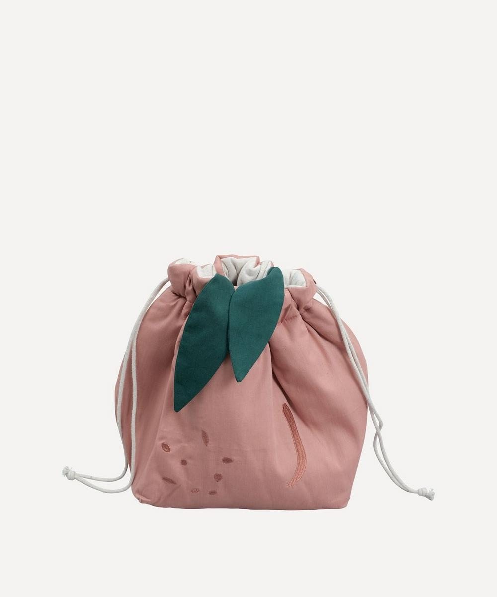 Fabelab - Peach Small Storage Bag