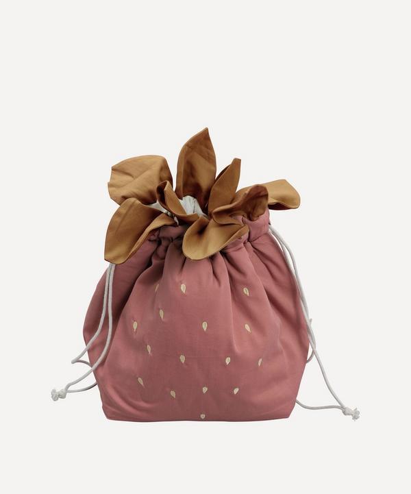 Fabelab - Strawberry Small Storage Bag