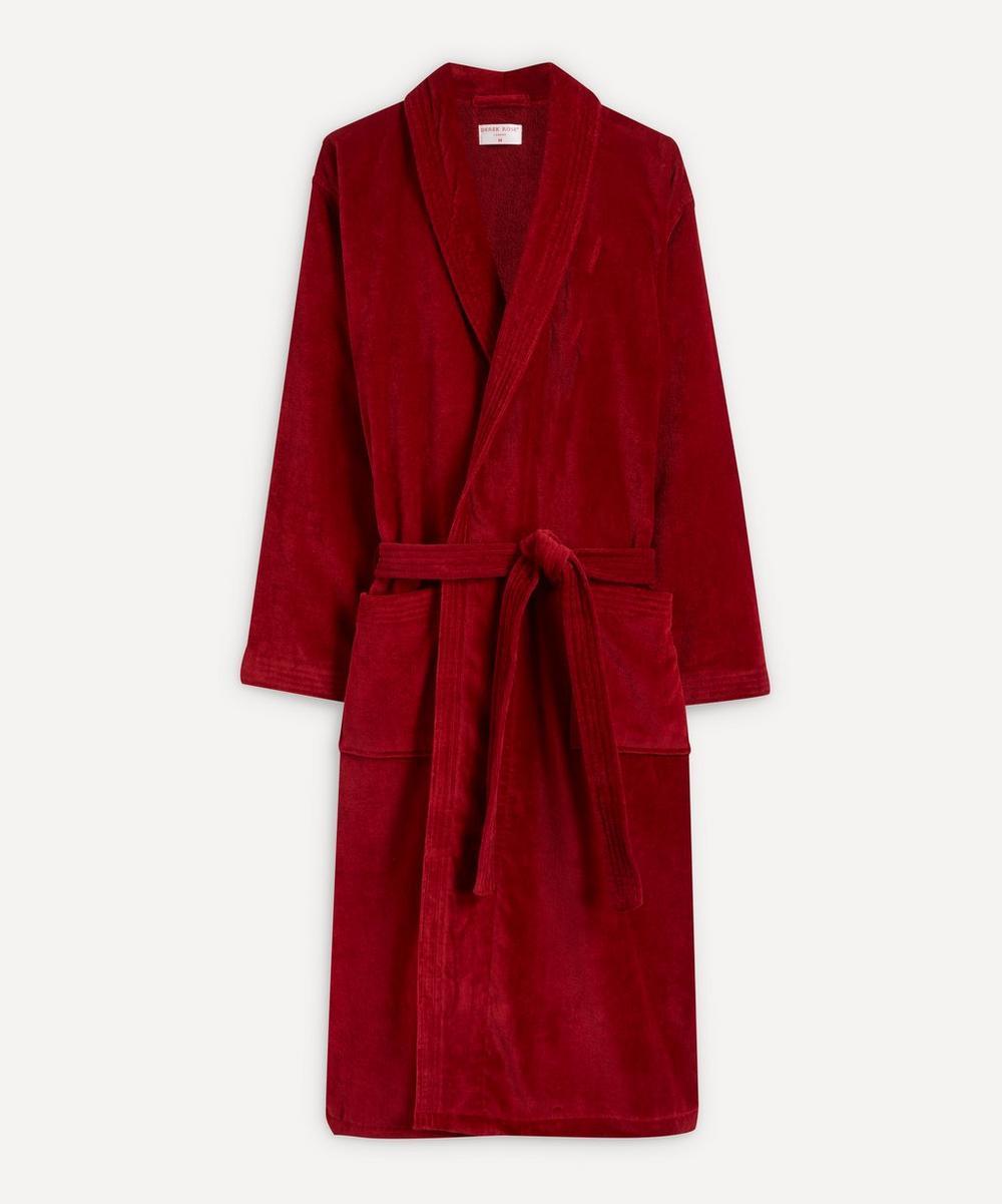Derek Rose - Towelling Cotton Robe