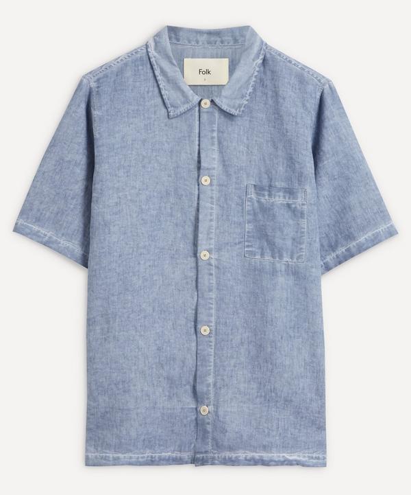 Folk - Seoul Cold-Dye Shirt
