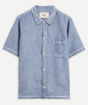 Seoul Cold-Dye Shirt