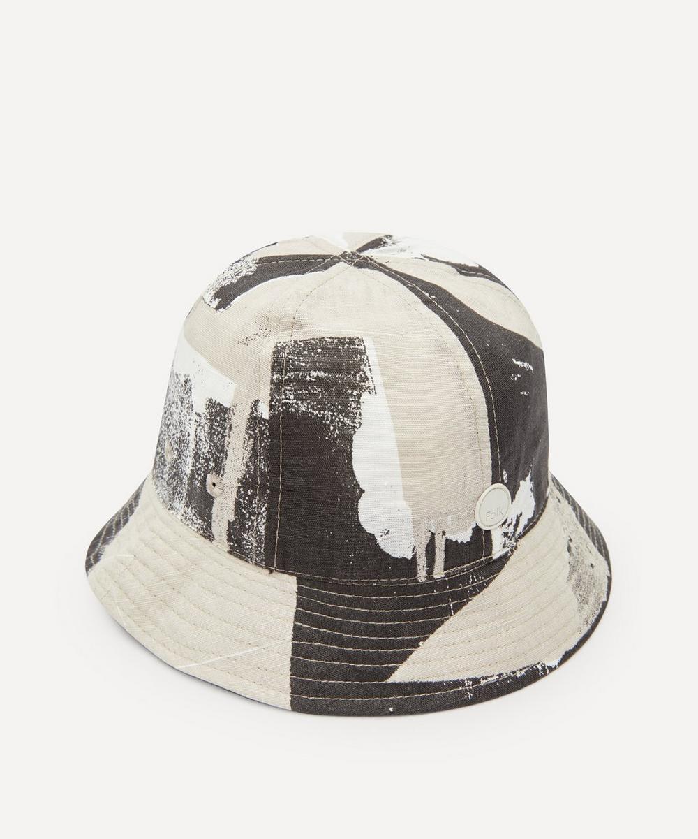 Folk - Olio Print Bucket Hat