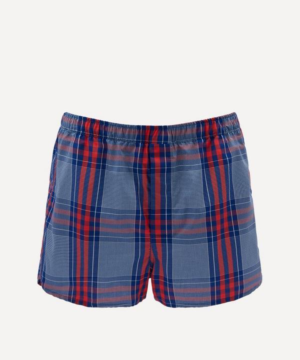 Derek Rose - Modern Fit Cotton Boxer Shorts