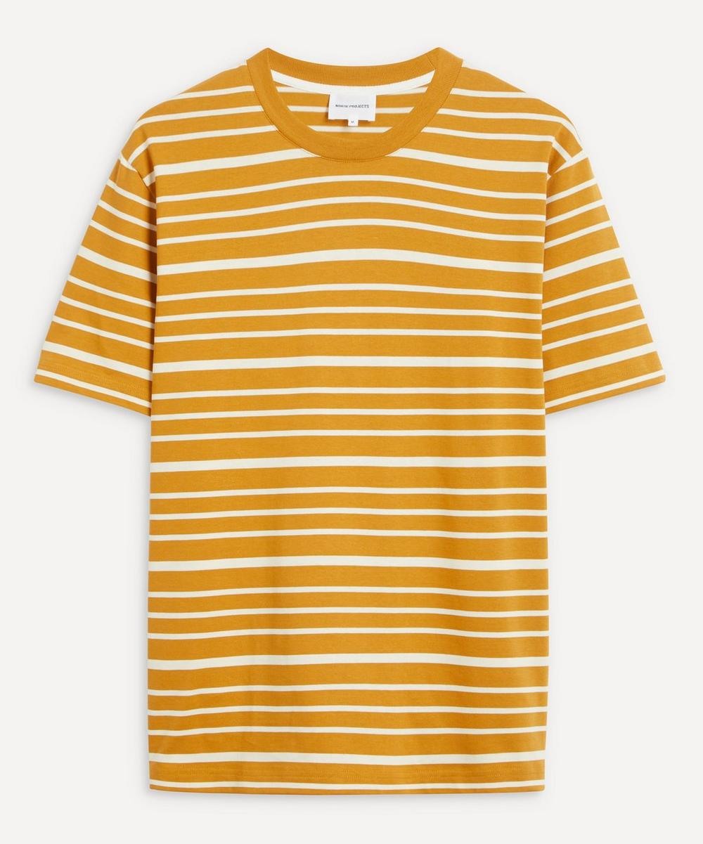 Norse Projects - Johannes Mariner Striped T-Shirt