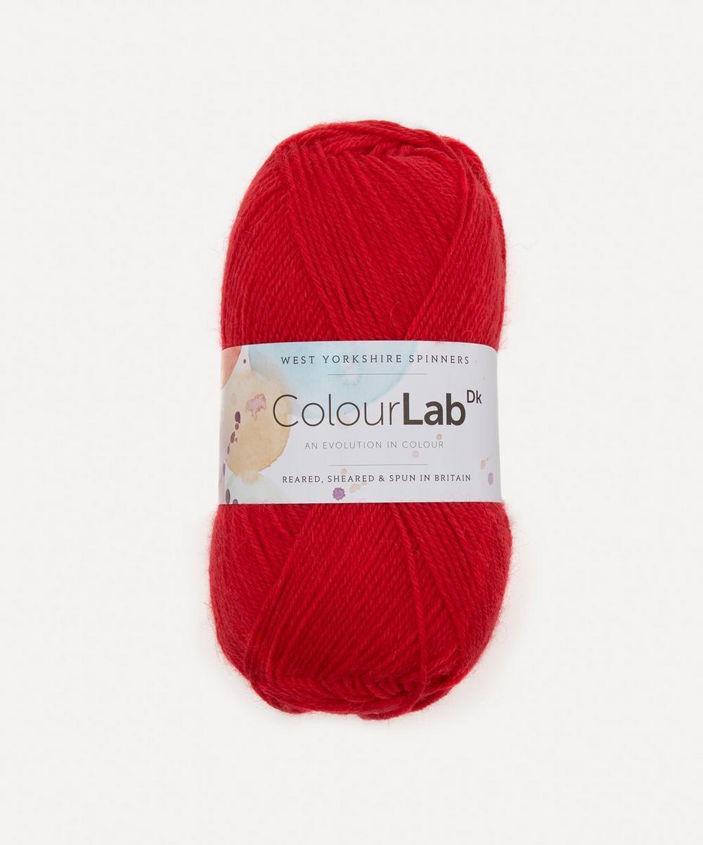 West Yorkshire Spinners - Crimson ColourLab DK Yarn 100g