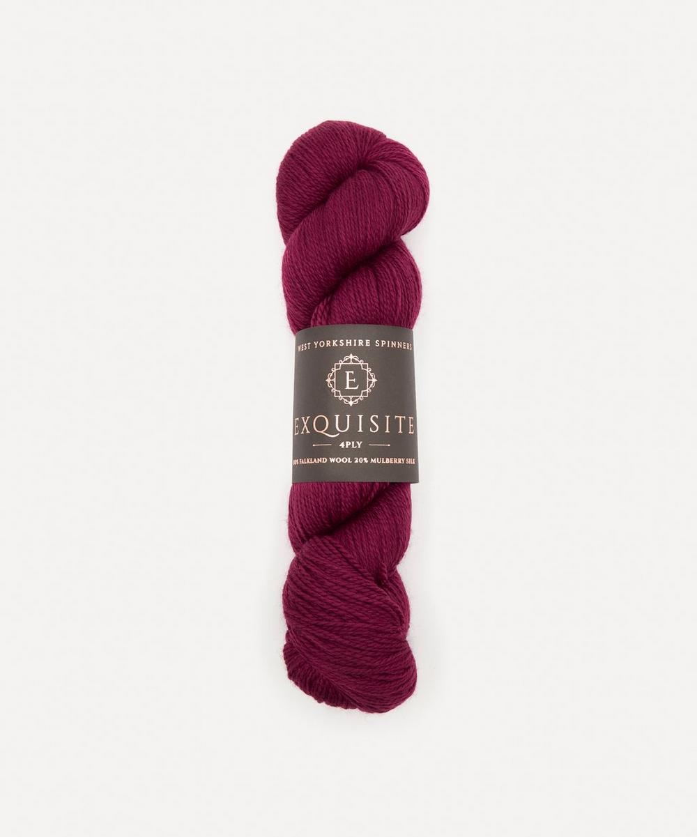 West Yorkshire Spinners - Bordeaux Exquisite Lace Yarn