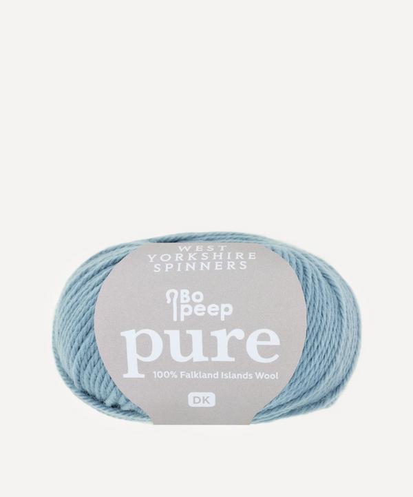 West Yorkshire Spinners - River Blue Bo Peep Pure DK Yarn