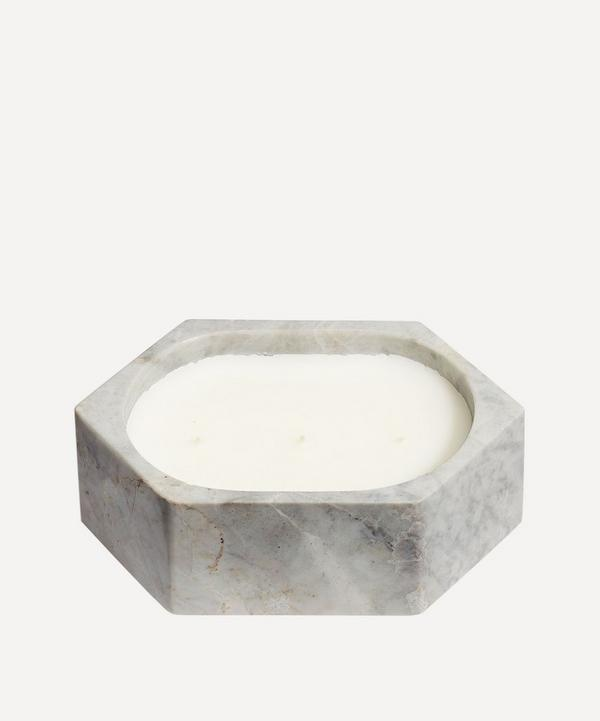 Soho Home - Large Clyde Marble Candle 600g