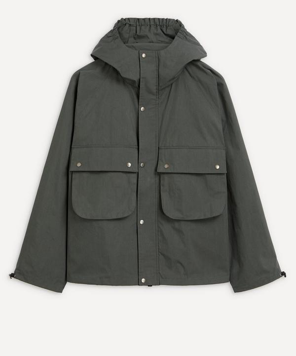 Uniform Bridge - Hooded Short Parka Jacket