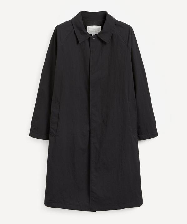 Uniform Bridge - Single Balmacaan Coat
