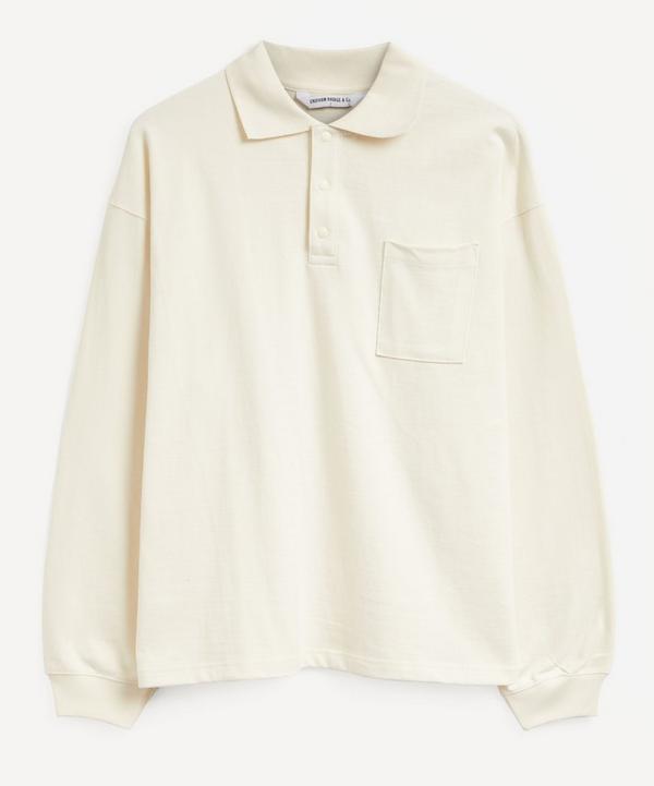 Uniform Bridge - One Pocket Collared T-Shirt