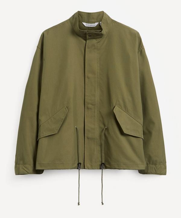 Uniform Bridge - Fishtail Short Jacket