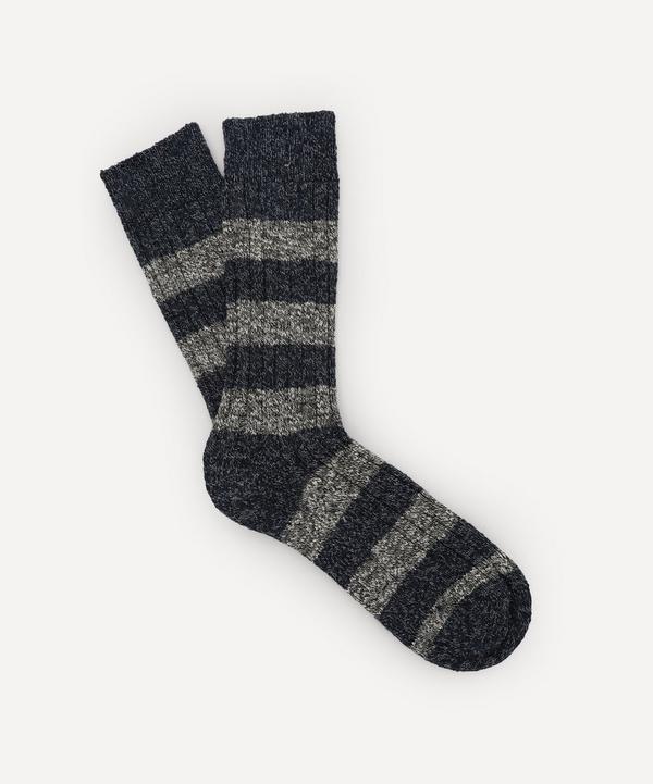 Pantherella - Rockley Stripe Socks