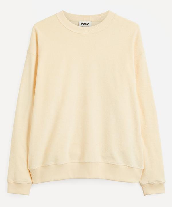 YMC - Fauss Towelling Sweater