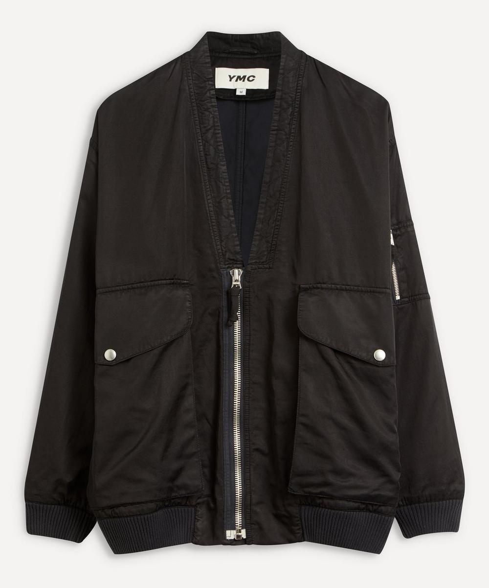 YMC - Paninaro Silky Bomber Jacket