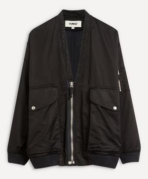 Paninaro Silky Bomber Jacket