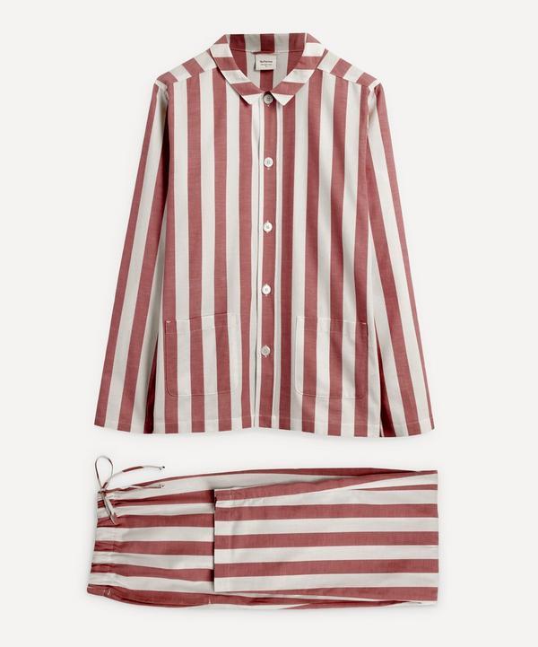 Nufferton - Uno Red and White Striped Pyjamas