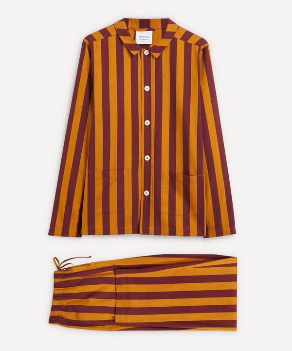 Nufferton - Uno Cabernet and Yellow Striped Pyjamas