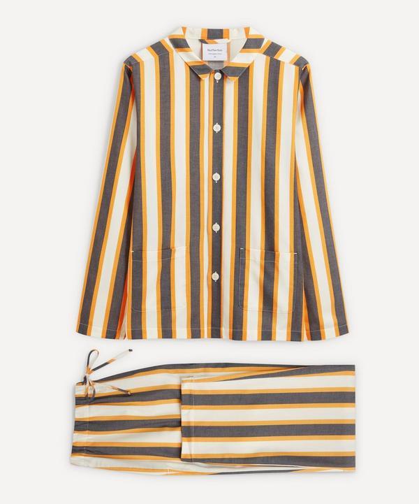 Nufferton - Uno Yellow and Blue Striped Pyjamas