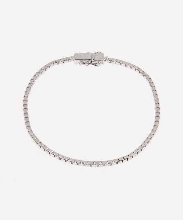 Tom Wood - Silver Square Bracelet