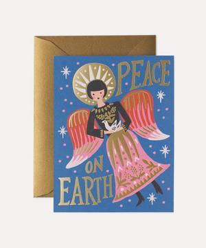 Peace on Earth Christmas Cards Box of Eight
