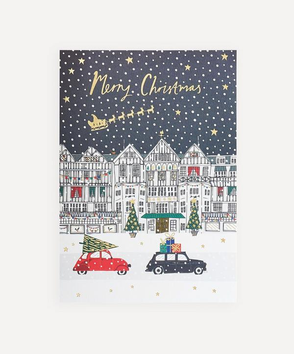 Unspecified - Liberty Christmas Cards Pack of Eight