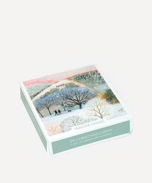 Winter Walks Christmas Cards Box of 20