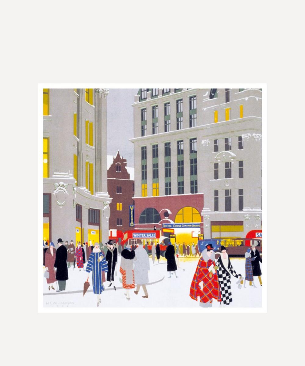 Unspecified - Brighter London Christmas Cards Pack of Eight